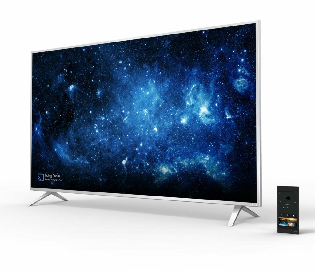 Vizio's new tablet and TV