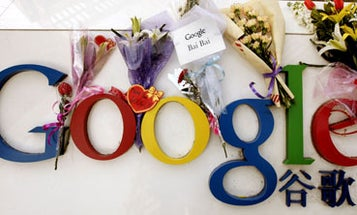 """Chinese Scientists Would Feel """"Blind"""" if Google Pulled Out"""