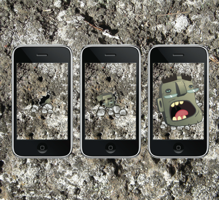 iPhone Game Gets Your Kid off the Couch and into an Alternate Reality