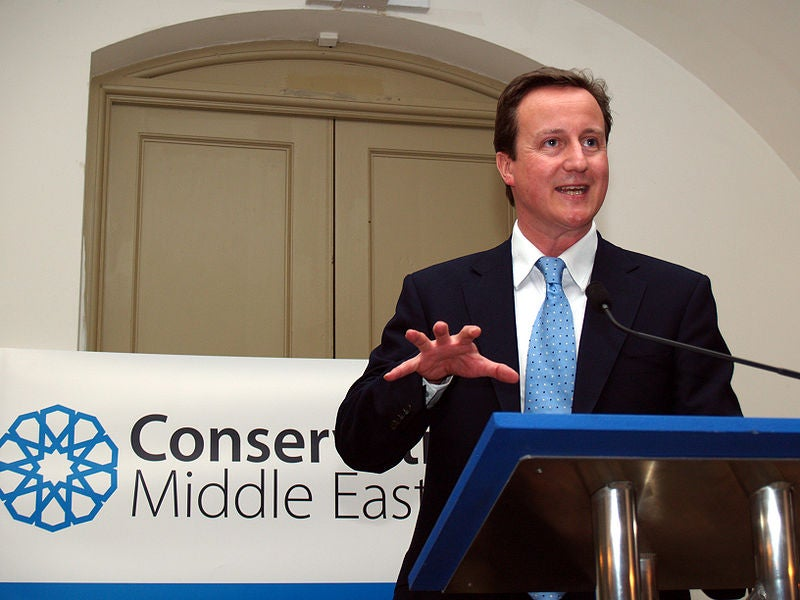 U.K. Prime Minister David Cameron Wants a Master Kill-Switch for Social Networks