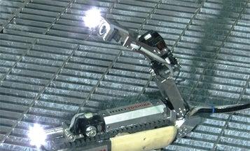 Scorpion Robot Will Venture Into Fukushima Next Month