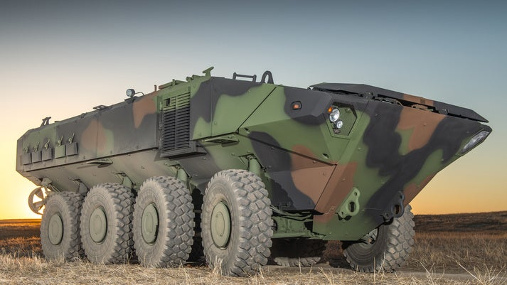 Marines Get Closer To New Amphibious Vehicles