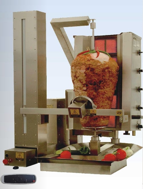 A Kebab-Cooking Robot Automates Germany's Favorite Fast Food