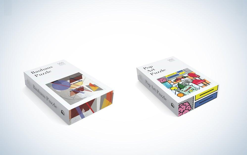 Dovetail 500-piece puzzles