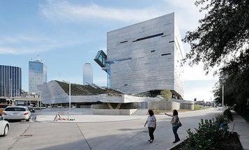 Dallas's New $185 Million Science Museum Looks Ahhhh-mazing