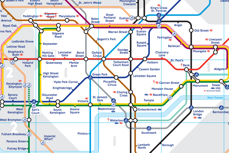 What The Myers-Briggs Personality Test Says About Your Favorite Subway Line