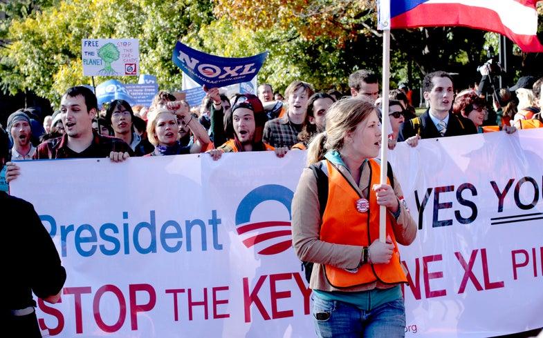 Obama Vetoes Keystone Pipeline Bill