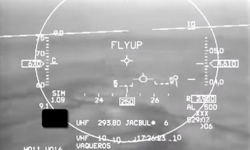 Watch This F-16 Take Over When A Pilot Passes Out