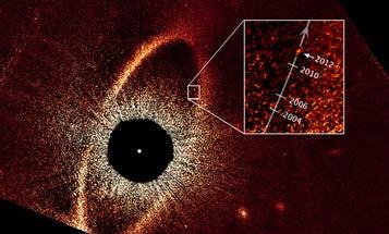 Fomalhaut B: The Mote in Sauron's Eye