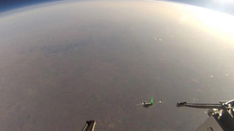 China High Altitude Mini Drone