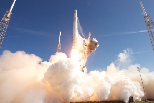 The Dawn of the Commercial Space Age is (Probably) Happening This Weekend
