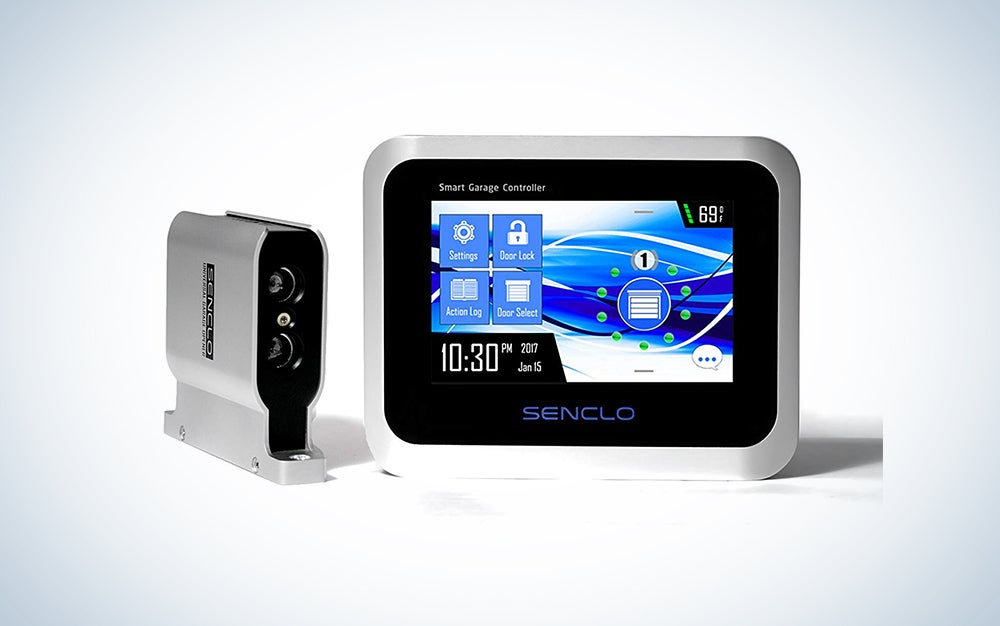 Senclo Fi smart garage door opener