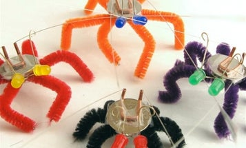 Make Your Own Electric Insects with Blinkybugs: The Book