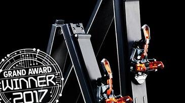 Ibex Tactix Folding Skis