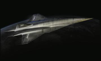 Inside America's Next Spyplane