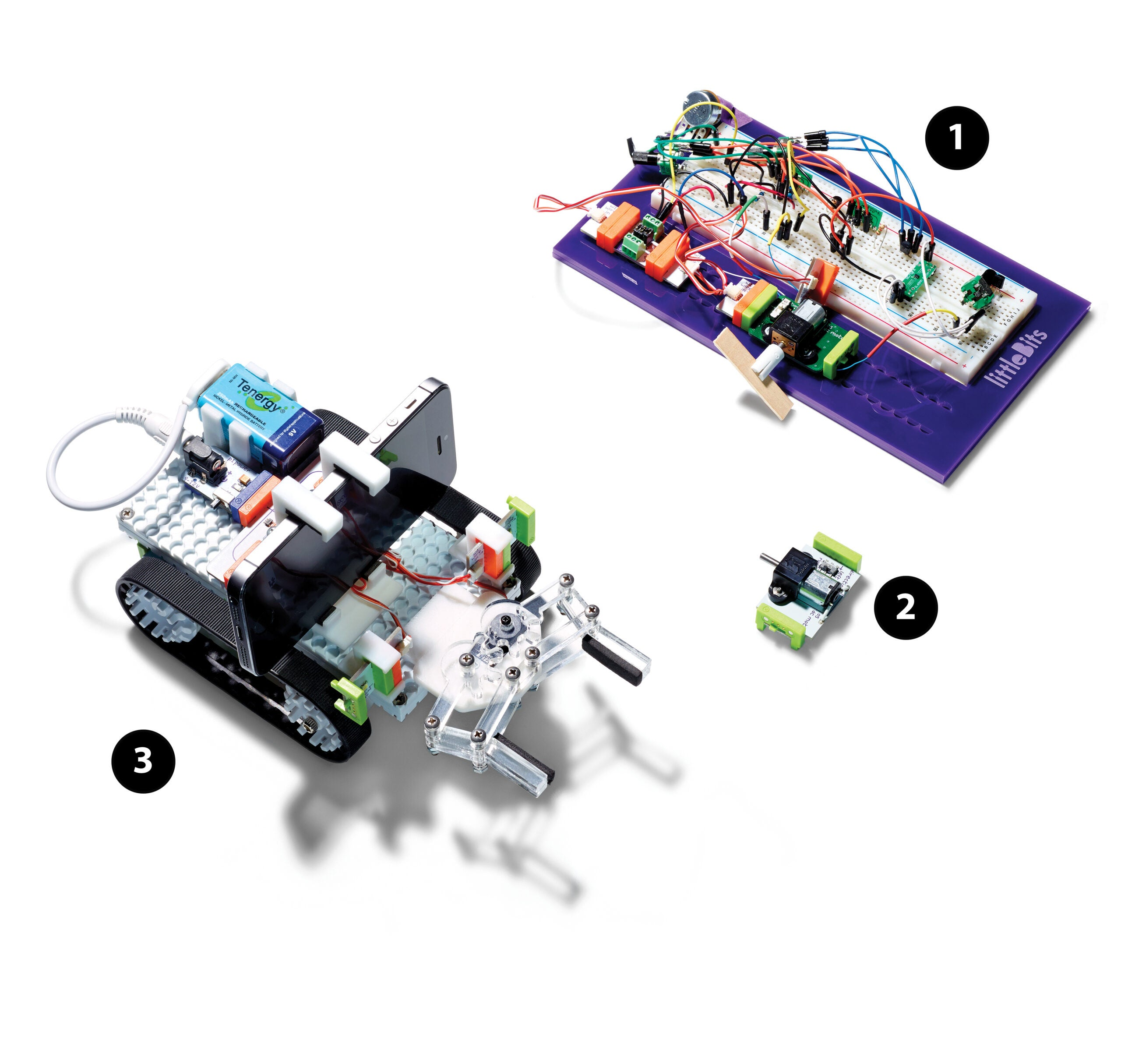 How littleBits Engineers Turn Their Ideas Into DIY Kits