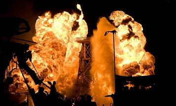 Ecologically Sound Explosives