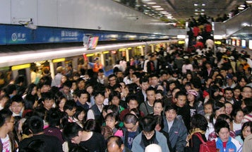 Scientists Are Studying Subway Germs To Keep Us Healthier