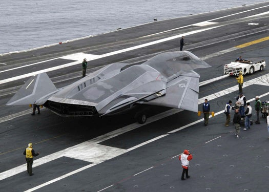 UN Expert Worries About Killer Robots, Ignores The Ones That Already Exist