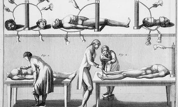 Frankenstein was based on some very real (and very creepy) experiments