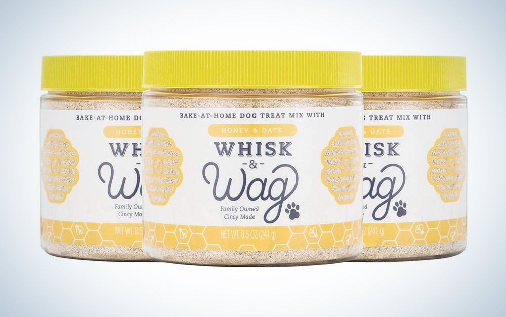 Whisk & Wag DIY dog treats
