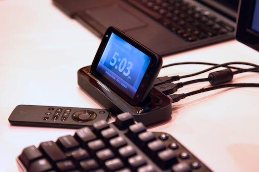 Video: A Closer Look at Motorola's Atrix 4G, a Smartphone, Desktop, Laptop Powerhouse