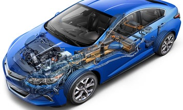 2015 Detroit Auto Show: The All-New 2016 Chevrolet Volt Is Lighter, Faster And More Efficient