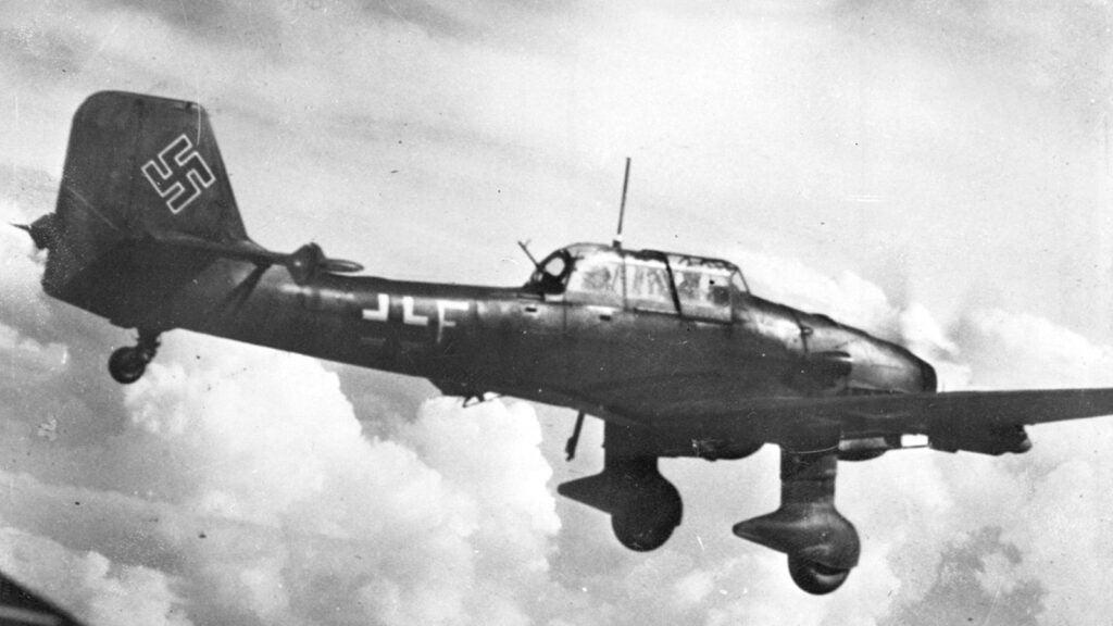 Historical Inspiration: Junkers Ju-87 Stuka