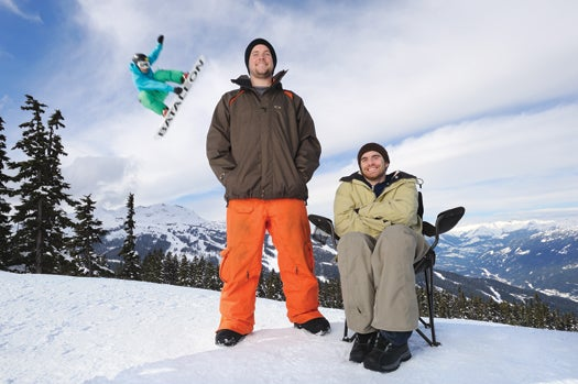 2011 Invention Awards: A Landing Pad For Skiers