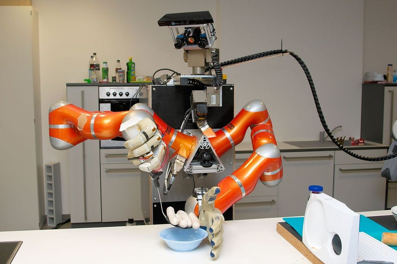 New Worldwide Network Lets Robots Ask Each Other Questions When They Get Confused