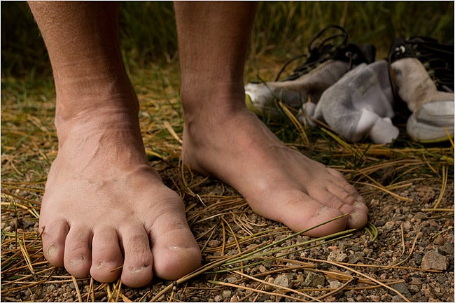 Tech In Training: You Know You're Crazy When the Toenails Go