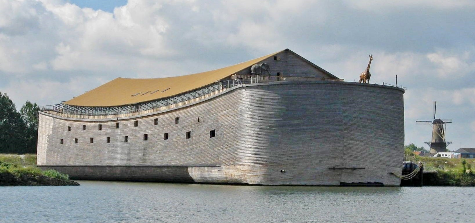 Which Animal Species Would Fare Best After Noah's Ark?