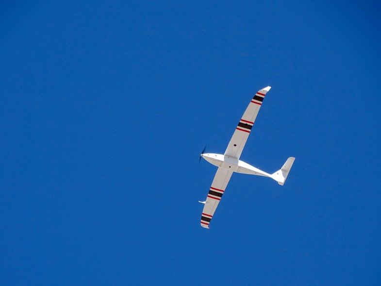 Drone America Savant Drone From Underneath
