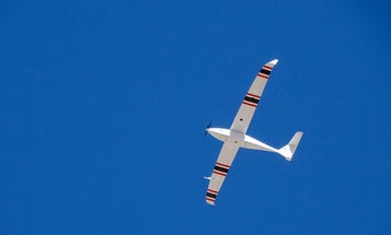 Will drones pull rain from desert clouds?