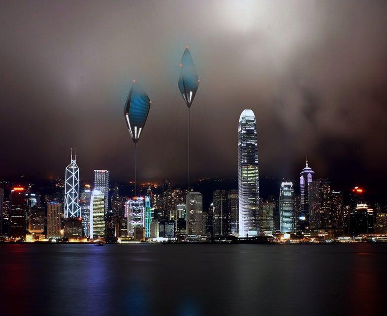 Prototype: Luxury Eco-Zeppelins Will Fly Future Passengers Around the World