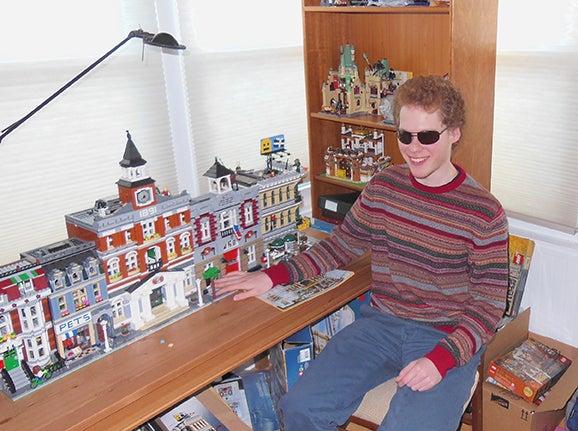 A New System Lets Blind Kids Build Lego Sets