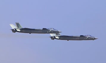Beyond The J-20: The Many Planes Of China