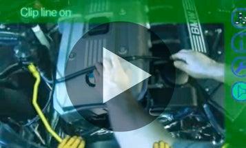 BMW Augmented Reality Glasses Help Average Joes Make Repairs