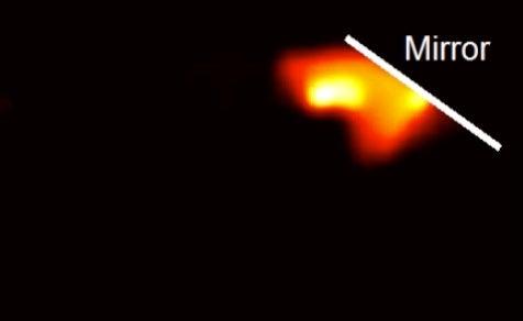 Watch Laser Light Moving At 100 Billion Frames A Second