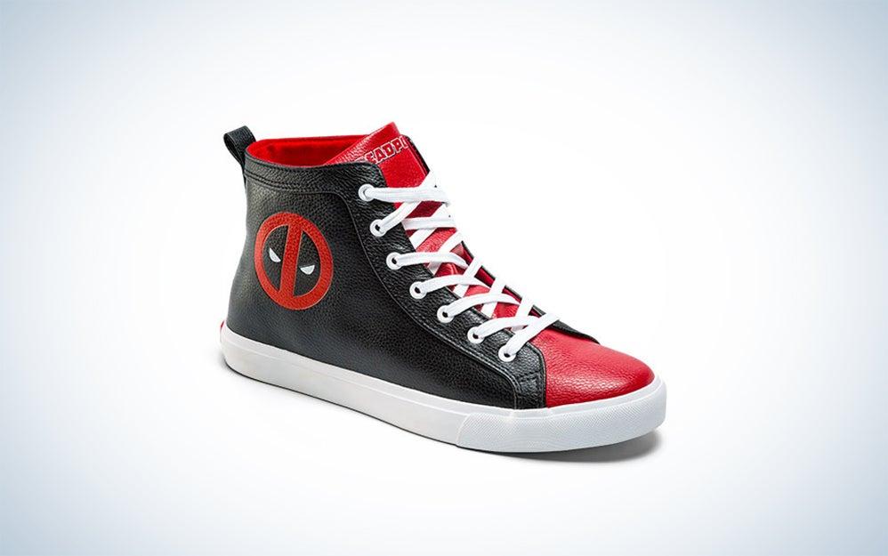 Deadpool High-top sneakers