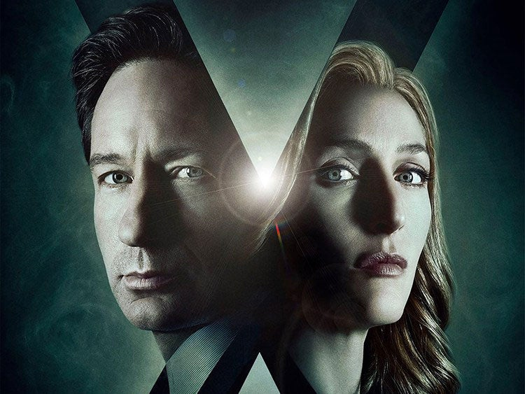 Fox Mulder Teases The 'X-Files' Reboot