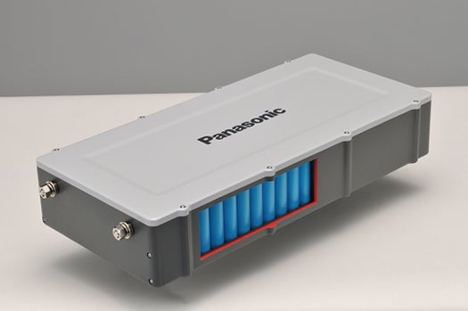 Panasonic Will Market First Li-Ion Storage Battery for Home Use in 2011