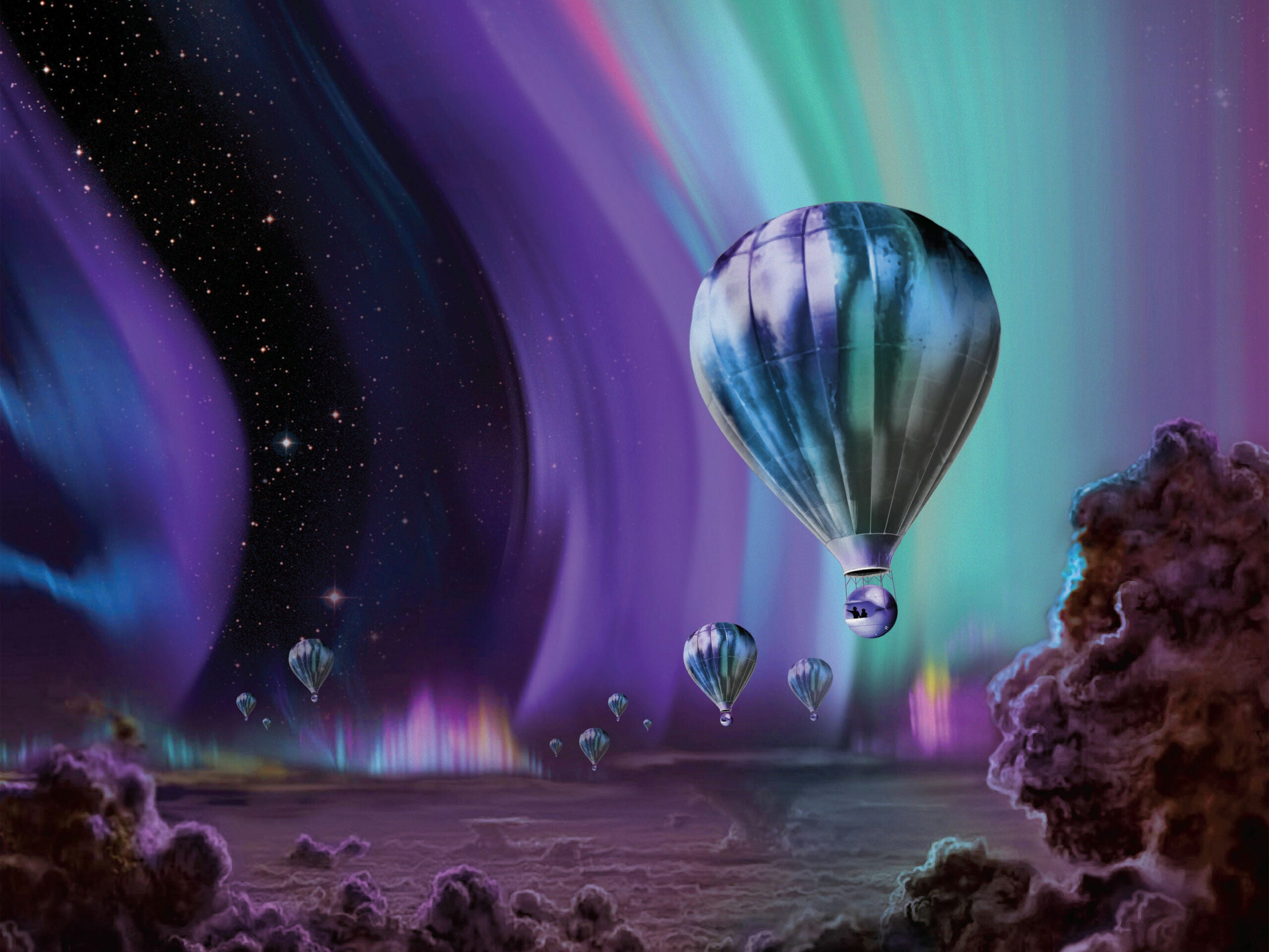 NASA Just Released Even More Awesome Interplanetary Travel Posters