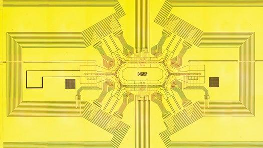 It's a Trap! Atom Corral Is a Major Step Toward Quantum Computing