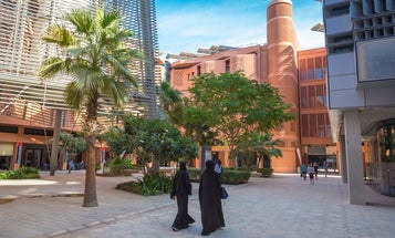 Is Masdar City a ghost town or a green lab?