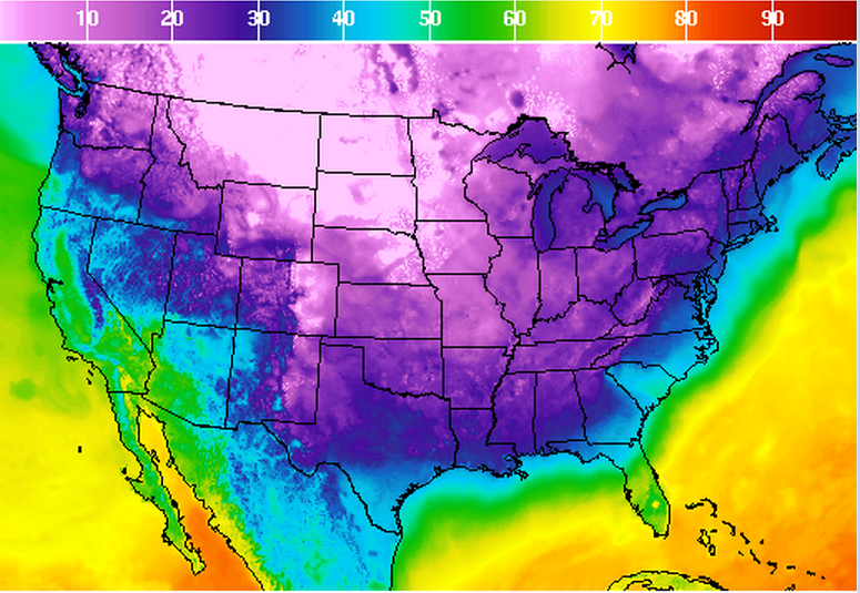 Are We Doomed To Arctic Winters In America?