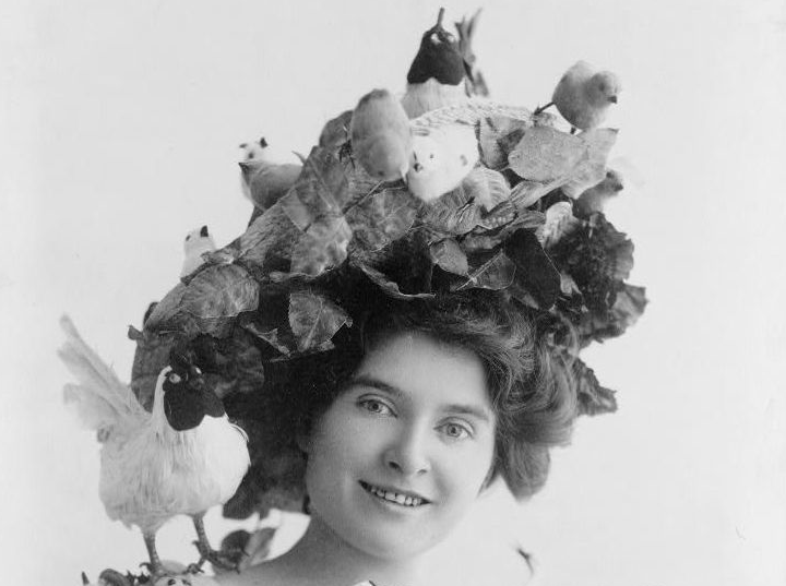 The Women Who Removed Birds From People's Hats