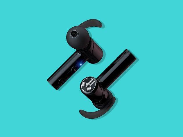 Treblab's X2 wireless earbuds will rock your world