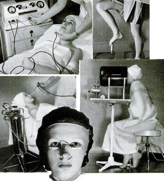 Archive Gallery: Beauty Secrets of Popular Science