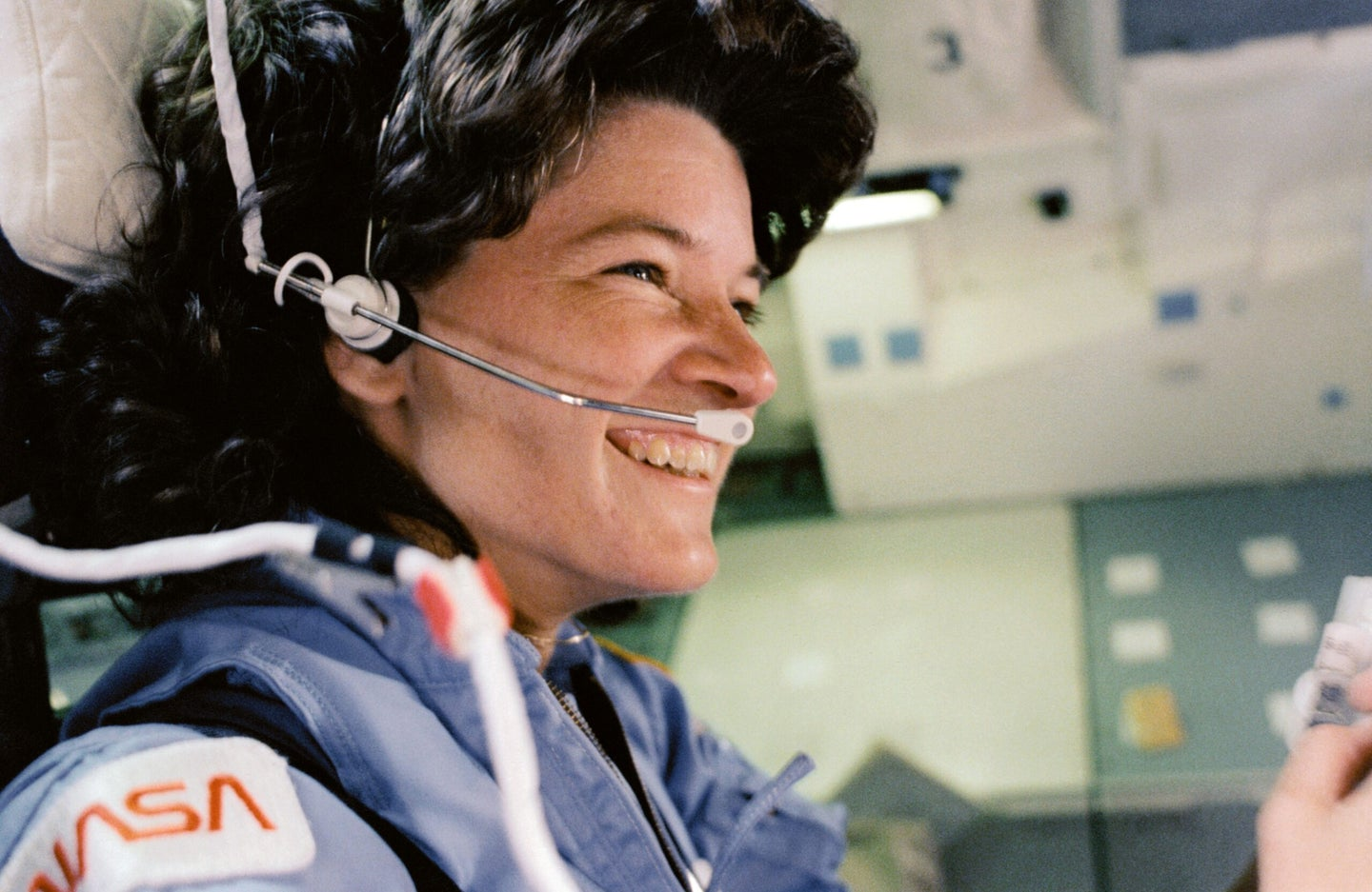 Sally Ride Gets Posthumous Medal Of Freedom